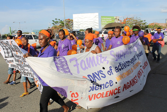 march against sexual violence