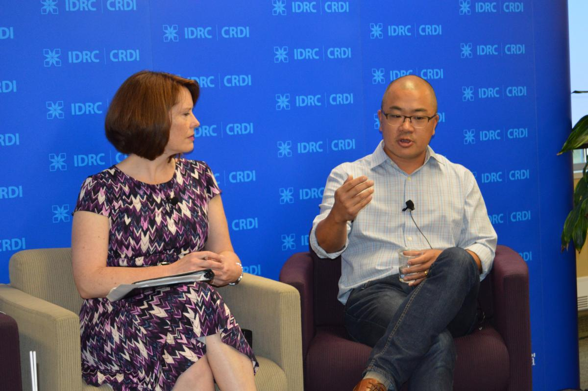 CBC Senior Reporter Alison Crawford and Henry Siu, professor of economics at the University of British Columbia, discuss how digitization and automation changes labour relations and the very nature of work.