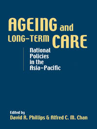 Couverture du livre Ageing and Long-Term Care: National Policies in the Asia-Pacific