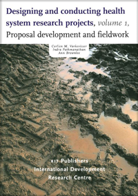 Book cover Designing and Conducting Health Systems Research Projects Volume 1: Proposal Development and Fieldwork