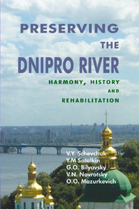Couverture du livre Preserving the Dnipro River : Harmony, History, and Rehabilitation