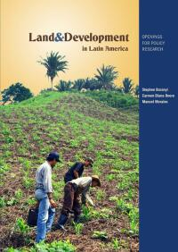 Couverture du livre Land & Development in Latin America: Issues and Openings for Policy Research