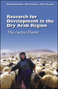 Book cover Research for Development in the Dry Arab Region: The Cactus Flower