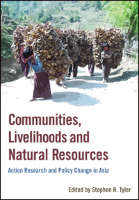 Book cover Communities, Livelihoods and Natural Resources: Action Research and Policy Change in Asia