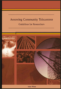 Book cover Assessing Community Telecentres: Guidelines for Researchers