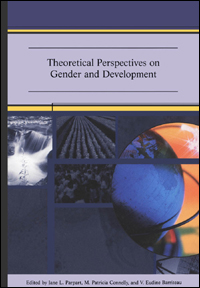 Book cover Theoretical Perspectives on Gender and Development