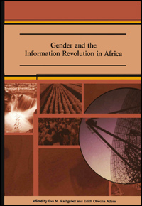 Book cover Gender and the Information Revolution in Africa