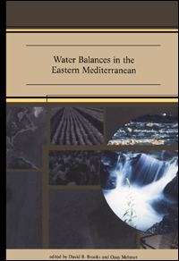 Couverture du livre Water Balances in the Eastern Mediterranean