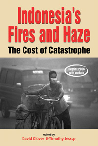 Book cover Indonesia's Fires and Haze: The Cost of Catastrophe (with a 2006 update)