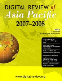 Book cover Digital Review of Asia Pacific 2007–2008