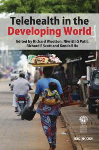 Book cover Telehealth in the Developing World