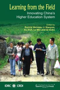 Couverture du livre Learning from the Field : Innovating China's Higher Education System