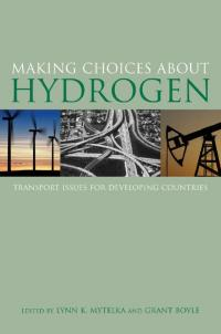 Couverture du livre Making Choices about Hydrogen : Transport Issues for Developing Countries