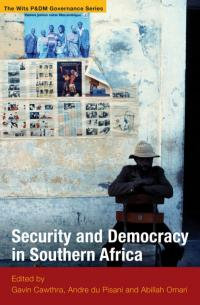 Book cover Security and Democracy in Southern Africa