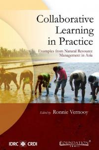 Couverture du livre Collaborative Learning in Practice: Examples from Natural Resource Management in Asia