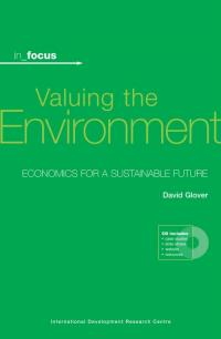 Book cover in_focus - Valuing the Environment: Economics for a Sustainable Future