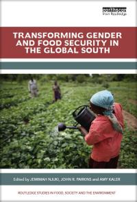 Page couverture du livre: Transforming Gender and Food Security in the Global South