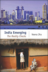 Couverture du livre India Emerging : The Reality Checks