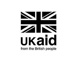 UK Aid union jack logo