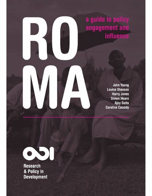 Page Cover Roma