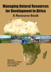 Couverture du livre Managing Natural Resources for Development in Africa : A Resource Book