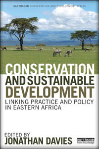 Couverture du livre Conservation and Sustainable Development : Linking Practice and Policy in Eastern Africa
