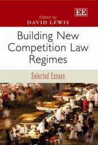 Couverture du livre Building New Competition Law Regimes
