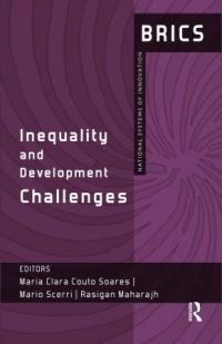 Couverture du livre Inequality and Development Challenges