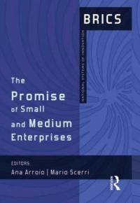Couverture du livre The Promise of Small and Medium Enterprises