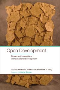 Book cover Open Development