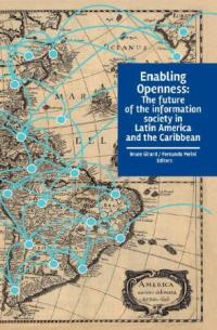 Couverture du livre Enabling Openness