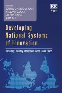 Couverture du livre Developing National Systems of Innovation