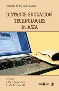 Couverture du livre Distance Education Technologies in Asia