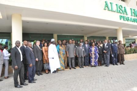 Delegates gather in Accra, Ghana for the WACAA Conference
