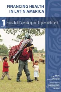 Couverture du livre Financing health in Latin America
