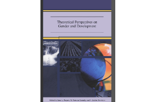 Book cover: Theoretical Perspectives on Gender and Development