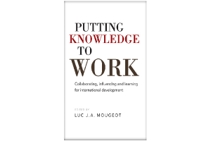 Page couverture du livre : Putting Knowledge to Work