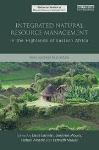 Couverture du livre Integrated Natural Resource Management in the Highlands of Eastern Africa : From Concept to Practice