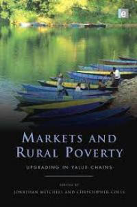 Couverture du livre Markets and Rural Poverty : Upgrading in Value Chains