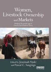 Couverture du livre Women, Livestock ownership and Markets