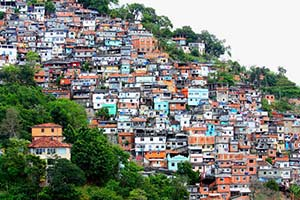 the favela de prazeres