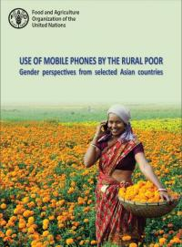 Couverture du livre Use of Mobile Phones by the Rural Poor